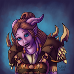 Faebelina Commission by bawky
