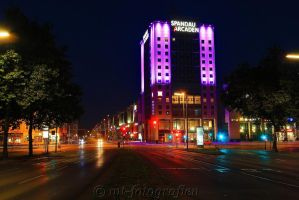 berlin at night 6 by MT-Photografien