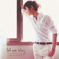 tell me why:: Shim Changmin Album Cover by NinjaaPoptart