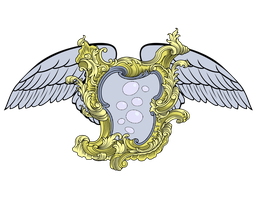 Derpy Hooves Coat of Arms by Lord-Giampietro