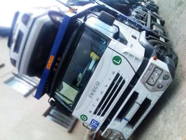 Iveco Stralis ... V by PepiDesigns