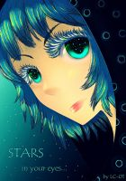 Stars In Your Eyes... by LC-01