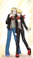 USUK: You'd like some Coke by Edo--sama