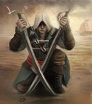 Edward Kenway by chimicalstar