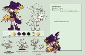 Paite character profile by PhuiJL
