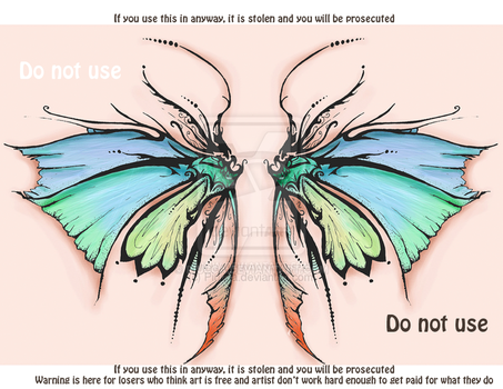 Faerie Wings oO Do Not Use Oo by Piucca