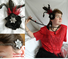 Flapper Head Piece by DOC-Ash1391