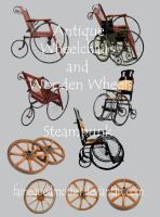 Antique Wheelchair tube pack by FairieGoodMother
