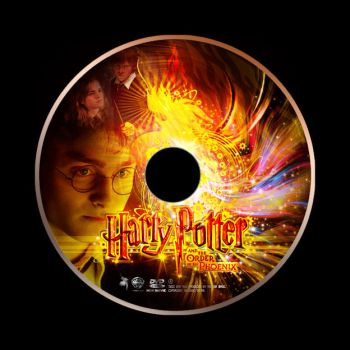 Harry Potter.DVD. by B-strong