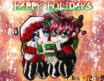 Happy Holidays 2009 Ver 2 by TonomuraBix