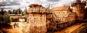 The Castle 4 by calimer00