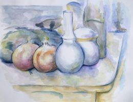 From Cezanne by GGdraw