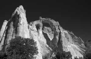 Grosvenor Arch, Grand Staircase-Escalante, Utah by PamplemousseCeil