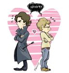 hearted idiots by br0-Harry