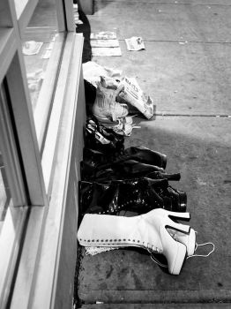 Life On The Street by Vermontster