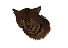 Tigerclaw by Bluzea