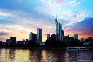 Frankfurt am Main by Black-Ban