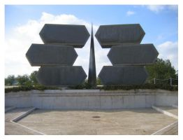 Memorial to the Jewish Soldier by Peterrr