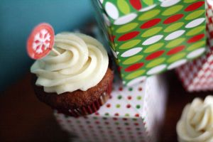 Gingerbread Cupcakes 3 by laurenjacob