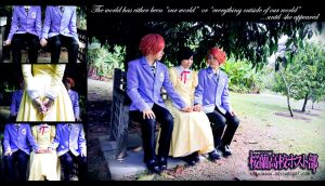 Ouran High: Our world by niladnama