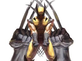 Claws of the Wolf - Wolverine by Superman8193