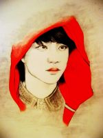 [EXO] D.O - little red riding hood by AliceRossi