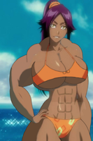FMG Yoruichi Morph by FMG-Queen