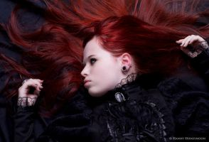 As I Lay Dying by NinaVonMoria