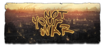 Not Your War - Flash Game by PLyczkowski