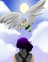 Calling All Angels by SpiritGoddessTamiko