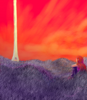TWC--Tower of Salvation by Zalein