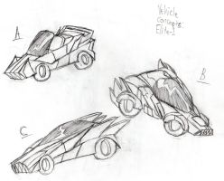 Elita One Vehicle Concepts by TrufflePopElectric