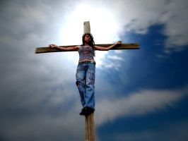 crucifixion 2 by watchfuleyes999