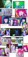 Equestria Girls Cheats For Friends by CS-epicness