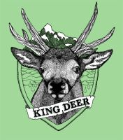 KING DEER by rockst3ady