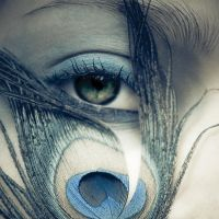 Lashes by paperaeroplanes