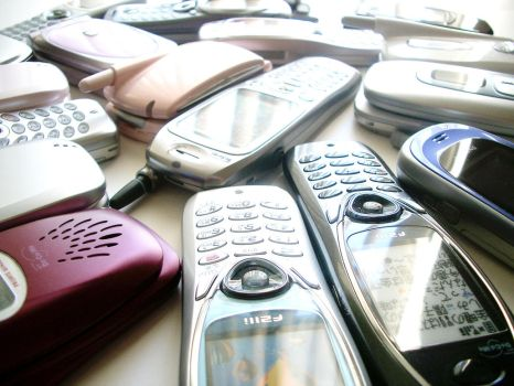 Grouped CellPhones 8 by ThePaperTroll
