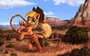 A Jack's Canyon_Update by Tsitra360