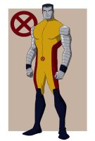 Colossus Animated by jasonh537