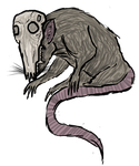 Plague Rat by Scaramouche-Fandango