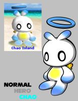 Finished Chao No.4 by V1ciouzMizzAzn