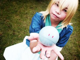 +With Haro in Autumn+ by vampire-mage