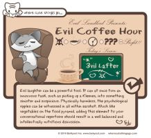 WCTG: Evil Coffee Hour by lafhaha