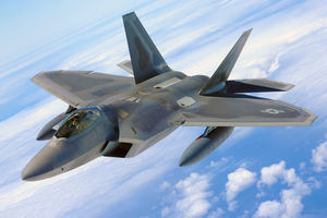F22 Raptor by pilotroom