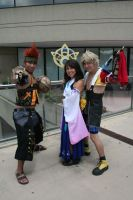 FFX by Witch-Hunter-87