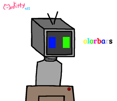 Colorbars the security by Kittythecat411