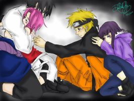 Unrequited love naruto by theawesomedar