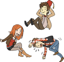 Come Along, Ponds! by 1000butts