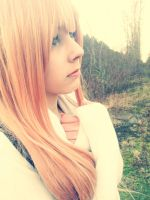 Thinking of you - Asuna by Naruee