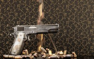 Colt 1911 by ABiator